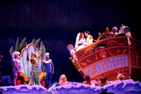 Little Mermaid - main photo for lobby posters and ticket one-sheet